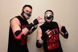The Foley's (Mo Foley & Pitstain)