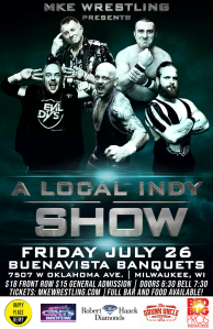 local indy show